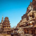 Temple, Thai