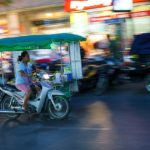 Thai, Car