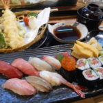 寿司&天ぷらセット